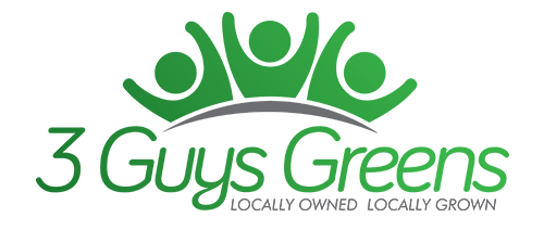 3 Guys Greens Logo